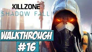 Killzone: Shadow Fall Walkthrough Ep.16 w/Angel - Deep Within The Earth!