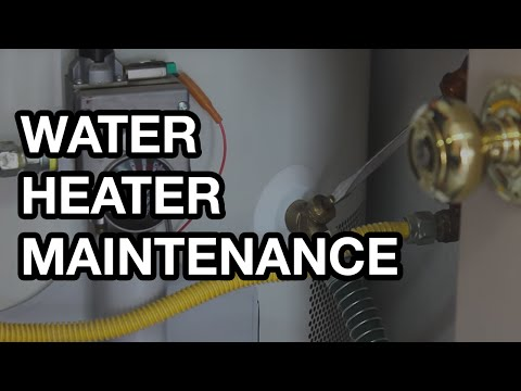 Water Heater Anode Rod Change