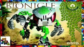 LEGO instructions - Bionicle - 8576 - Lehvak-Kal