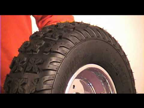 Sedona Bazooka Off Road Riding ATV Tire