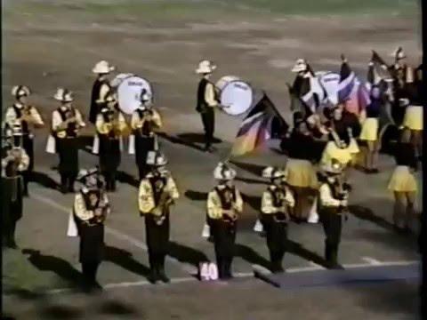 Cabrillo High School Band 1992