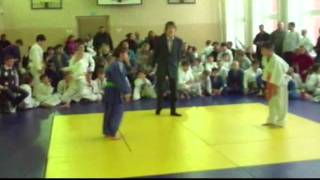 Judo-Khromov Nikita-Ashukino-26-11-2011  Дзюдо-Хромо…