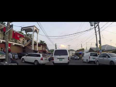 Runaway Bay to Brown's Town, St Ann, Jamaica