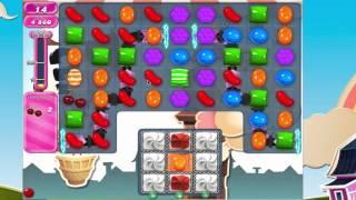 Candy Crush Saga Level 708 3 stars!