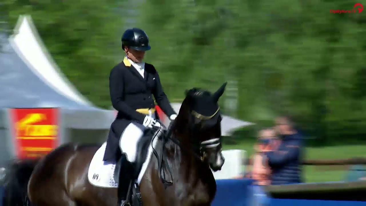 Isabell Werth et Superb : la vidéo de leur victoire à Munich