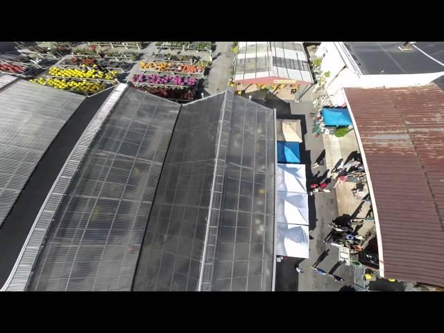 Behnke Nursery Garden Party Beltsville 10-04-14 - MAV Maryland Aerial Video