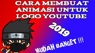 Cara buat Animasi untuk logo CHENEL YouTube