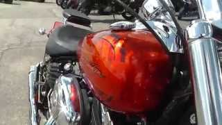 039934 - 2009 Harley Davidson Rocker C - Used Motorcycle For Sale
