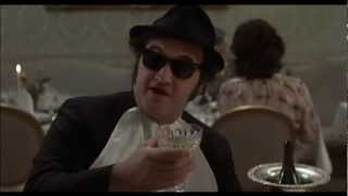 Blues Brothers Restaurant scene