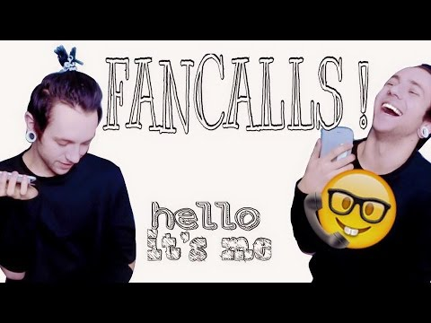 hello it&39;s me - FANCALLS  Max Amphetamine