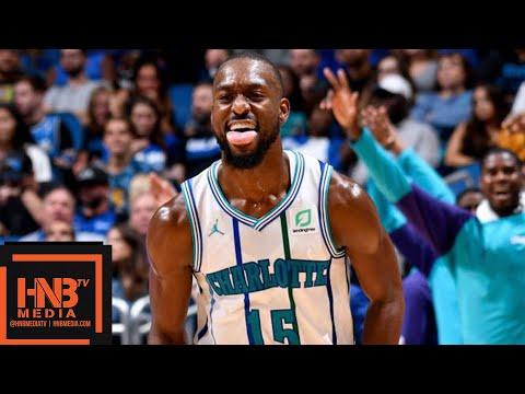Orlando Magic Vs Charlotte Hornets Full Game Highlights | 10.19.2018, NBA Season