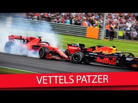 Vettel vs. Verstappen: Der nächste Fehler! - Formel 1 2019 (VLOG)