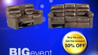 Really Big Event 2012 - Ashley Furniture Homestore Television Commercial By Toma Advertising