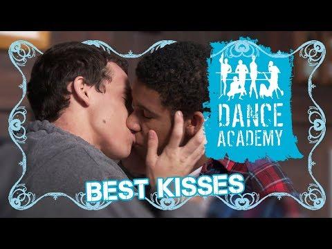 Dance Academy: Best kissing scenes | Dance Academy in Love