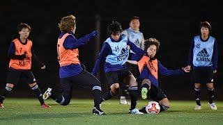 EAFF E-1 サッカー選手権 2017 決勝大会」の開幕まであと2日と迫った12...