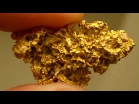 Geological Survey of India: Gold Mines Found in AP