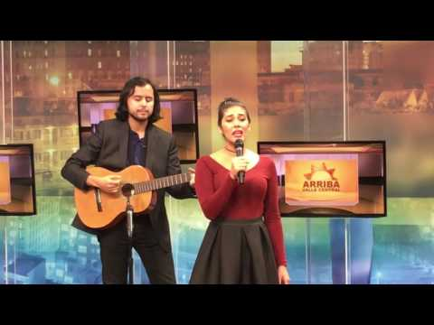 Opera Lucinda Lead Alejandra Tejada On UnivisionFresno