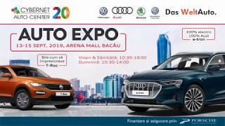 Salonul Auto Expo Bacău - 13-15 septembrie 2019