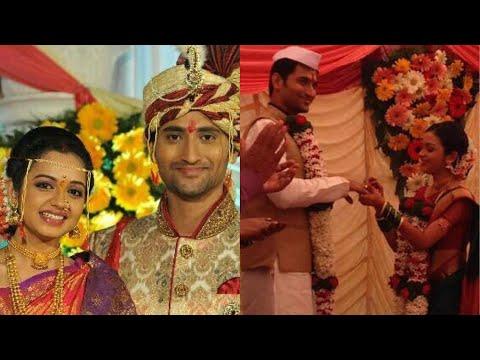 पहा कुलस्वामीनी फेम रश्मी अनपटच्या लग्नाचे कधीही न पाहिलेले फोटोज|Unseen Wedding Pics Of Rashmi