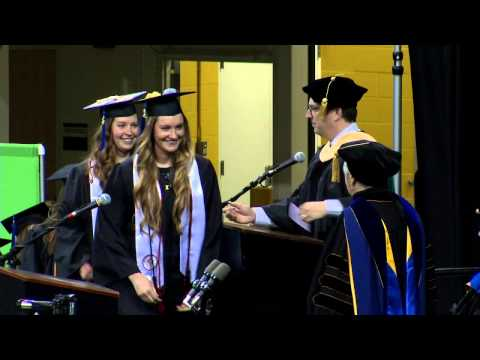 University of Iowa Tippie College of Business Commencement - May 16, 2015