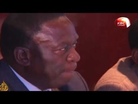 Emmerson Mnangagwa to be sworn in as Zimbabwe's president