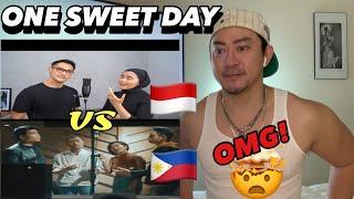 Who's the BEST version? ONE SWEET DAY - Afghan ft. Sivia   BUDAKHEL FT. KATRINA VELARDE   MUST SEE!