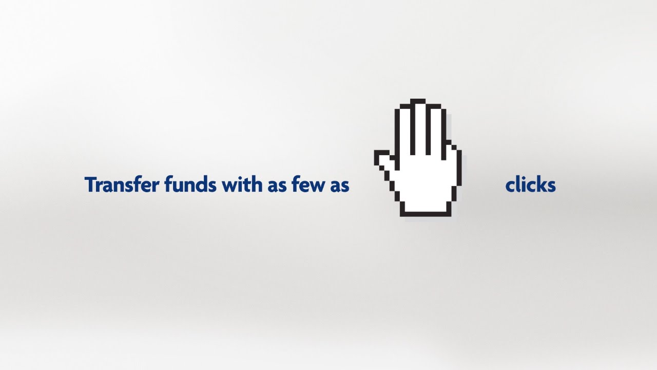New UOB Personal Internet Banking - Funds Transfer in 3 Clicks - YouTube