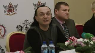 Пресс-конференция, посвященная премьере спектакля