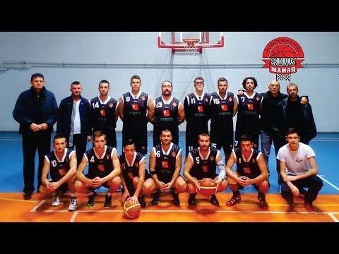KK Šamac - KK Derventa (prijateljska utakmica)