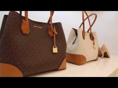 Washifashion S1 E3 Handbags Michael Kors شنط مايكل كورس Youtube