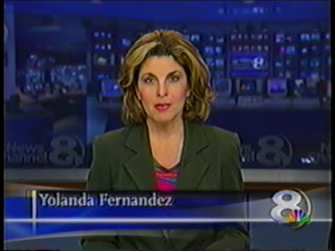 Repeat WFLA 8 Tampa - 12/6/03 - 6pm News by Take Me To VHS