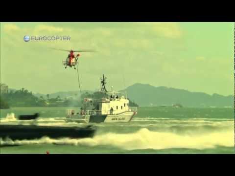 AS365 N3 Law Enforcement Maritim in Malaysia