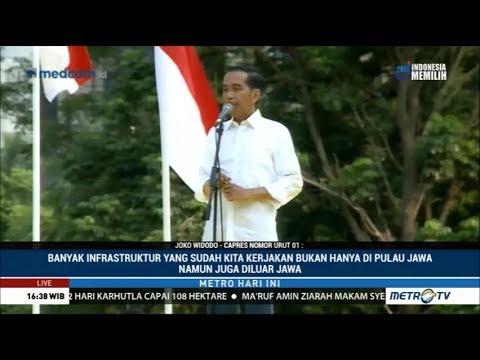 Jokowi: Jangan Coba-coba Jadi Pemimpin Tanpa Pengalaman Mp3