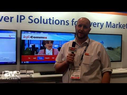 InfoComm 2014: Exterity Shows its Artio IPTV Middleware Portal
