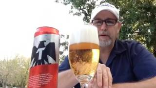 The Beer Review Guy # 258 Tecate Authentica Lager Mexicana 4.0% abv
