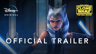 Star Wars: The Clone Wars | Trailer | Disney+