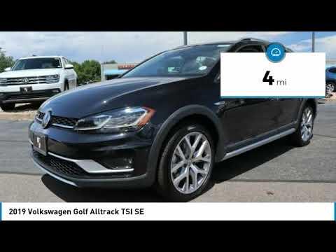 2019 Volkswagen Golf Alltrack Boulder Colorado M511543