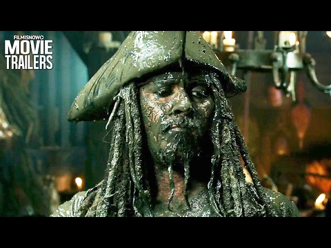 Jack Sparrow is back in Pirates of the Caribbean 5 Super Bowl Trailer