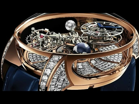 10 Best Luxurious Watches 2017-2018 - YouTube