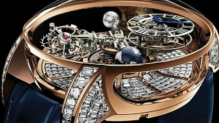 10 Best Luxurious Watches 2017-2018