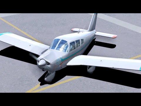 Flight Sim World: Private Pilot License Checkride (Phase 1)