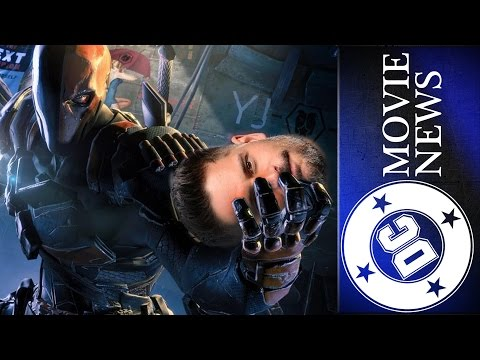 Who will Play Deathstroke? Green Lantern Corps Rumors, and More! | DC Movie News