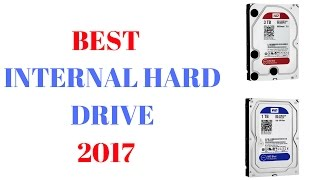 Top 10 Internal Hard Drive
