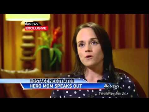 Hero Mom Hostage in Oklahom