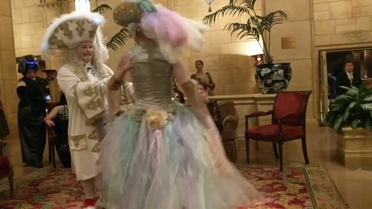 Labyrinth of Jareth Masquerade Ball 2017 - YouTube