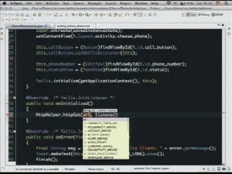 TwilioCon 2012: Make Your Apps Talk - Twilio Client for Brow