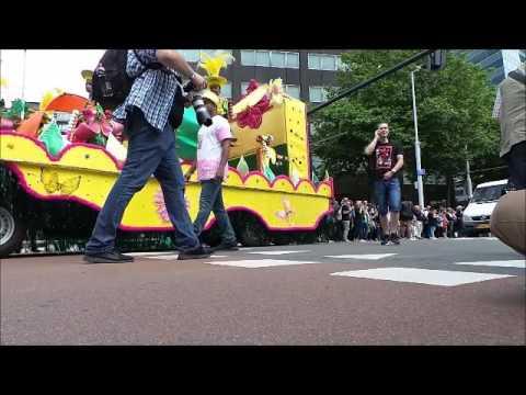 Rotterdam Unlimited Zomercarnaval 2016 de Parade