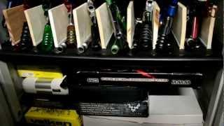 Armorypaintball.com Custom Built Gun Storage Closet! Explained!