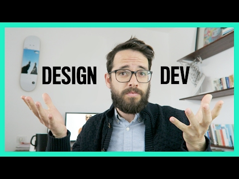 Becoming A Designer VS Developer