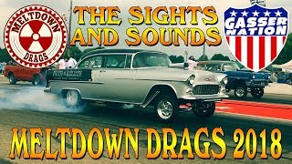 The Sights and Sounds of Meltdown Drags 2018